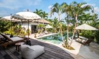 Villa Tibu Indah Swimming Pool | Canggu, Bali