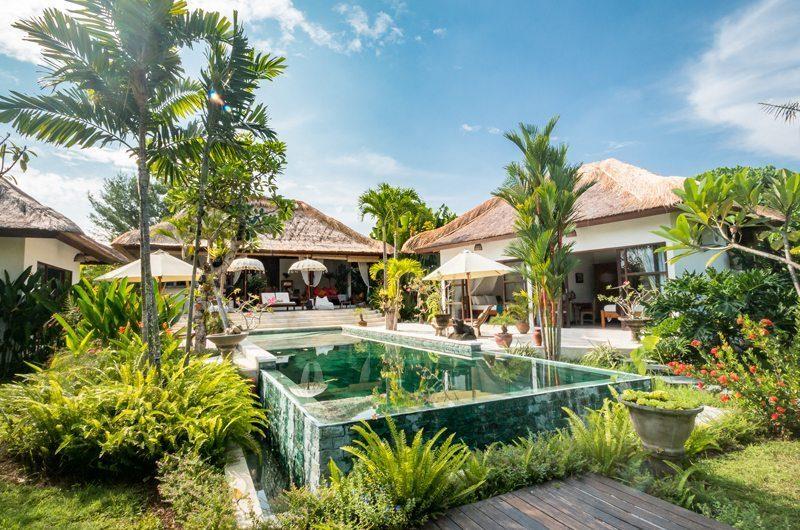 Villa Tibu Indah Outdoor View | Canggu, Bali