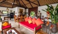 Villa Tibu Indah Living And Dining Room | Canggu, Bali
