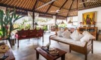 Villa Tibu Indah Living Room | Canggu, Bali