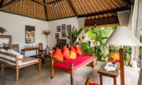 Villa Tibu Indah Living Area | Canggu, Bali