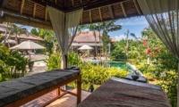 Villa Tibu Indah Massage Beds | Canggu, Bali