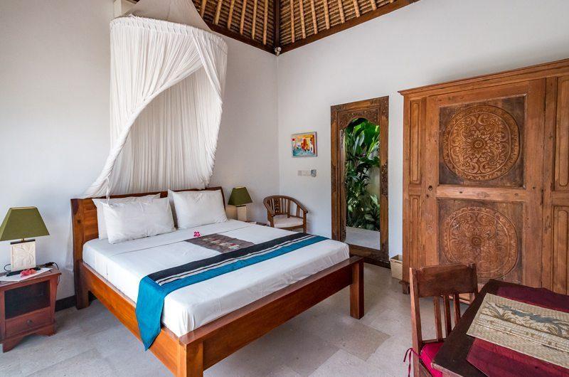 Villa Tibu Indah Bedroom One Front View | Canggu, Bali