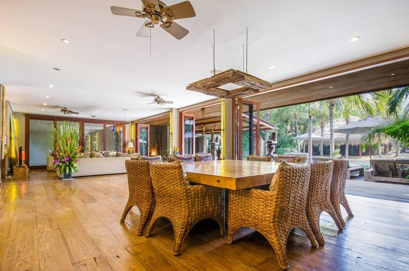 Villa Yoga Dining Room | Seminyak, Bali