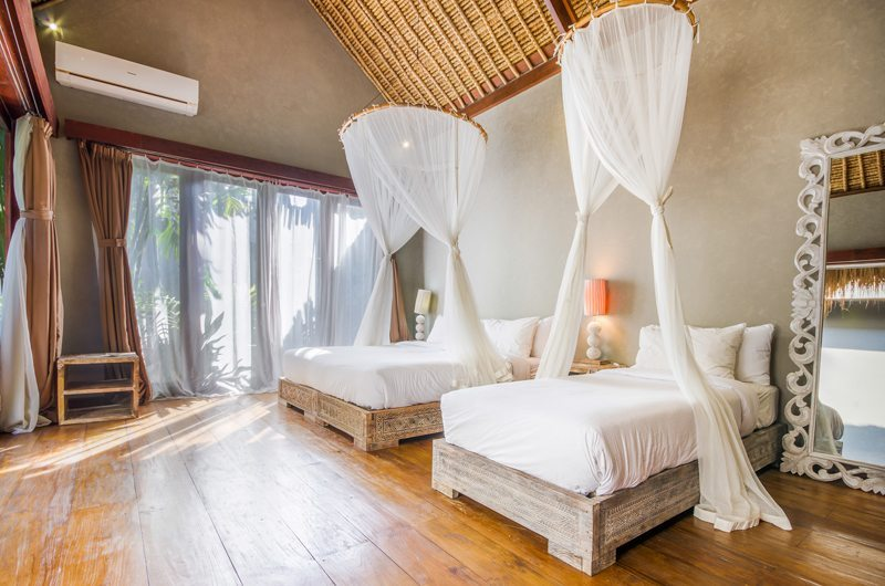 Villa Yoga Twin Bedroom | Seminyak, Bali