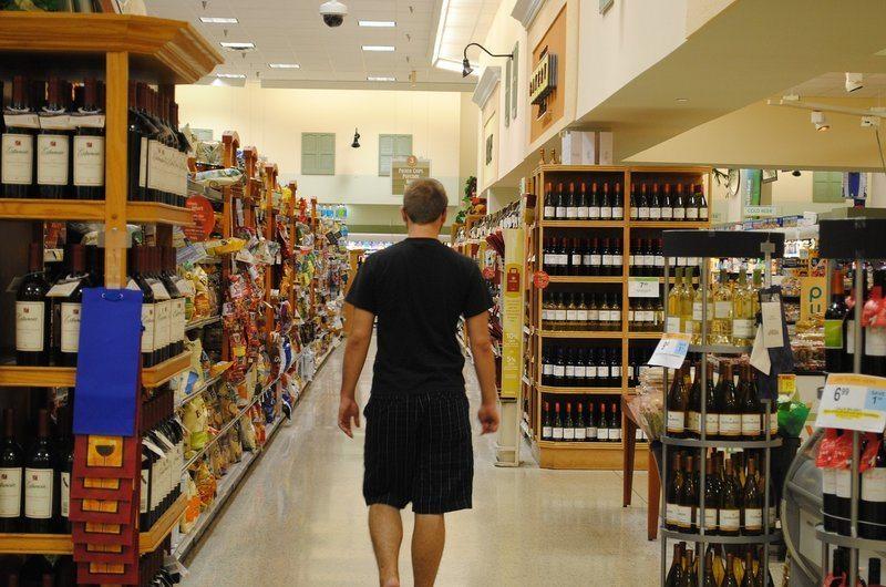 Carrefour Supermarket Groceries in Seminyak Bali