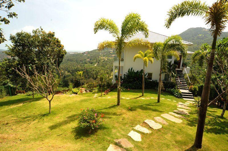 Baan Kuno Tropical Garden | Koh Samui, Thailand
