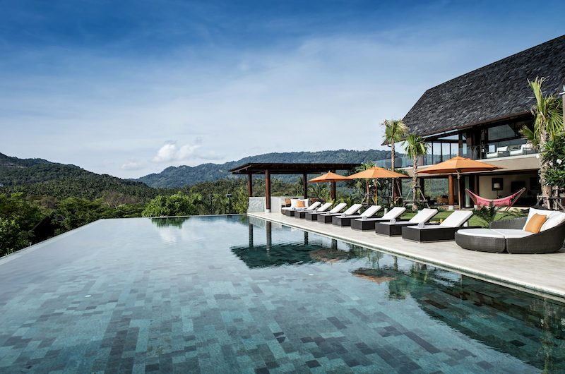 Praana Residence Swimming Pool | Bophut, Koh Samui