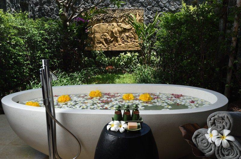 Praana Residence Bathtub Area | Bophut, Koh Samui