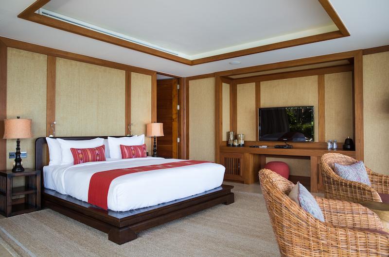 Praana Residence Bedroom | Bophut, Koh Samui