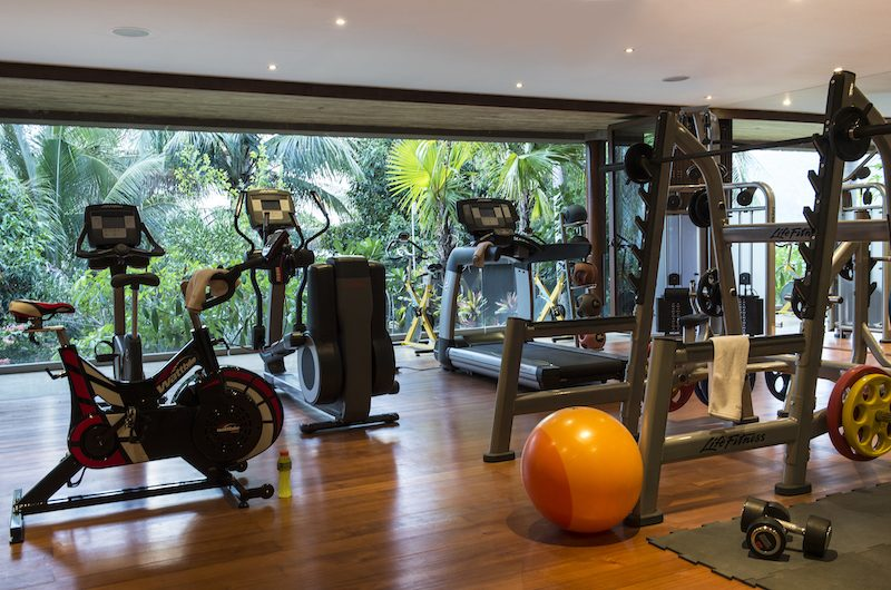 Praana Residence Gym | Bophut, Koh Samui