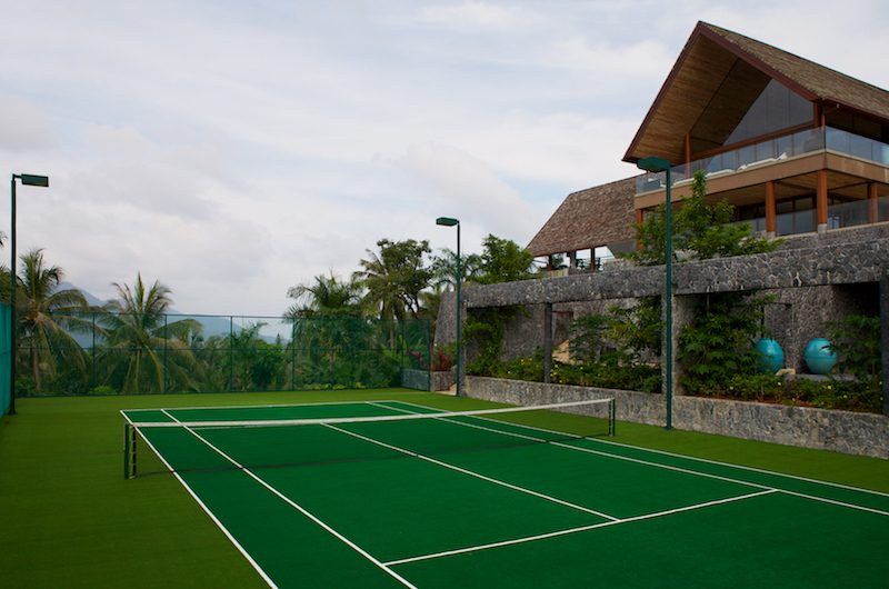 Praana Residence Tennis Court | Bophut, Koh Samui