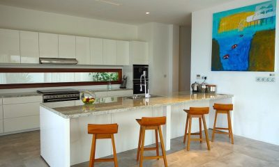 Amilla Villa Residences Kitchen