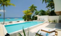 Amilla Villa Residences Swimming Pool | Amilla Fushi | Maldives