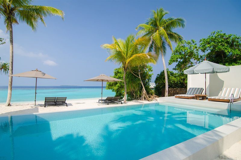Amilla Villa Residences Sun Deck | Amilla Fushi | Maldives