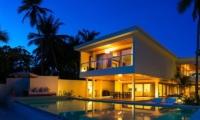 Amilla Villa Residences Outdoor View | Amilla Fushi | Maldives