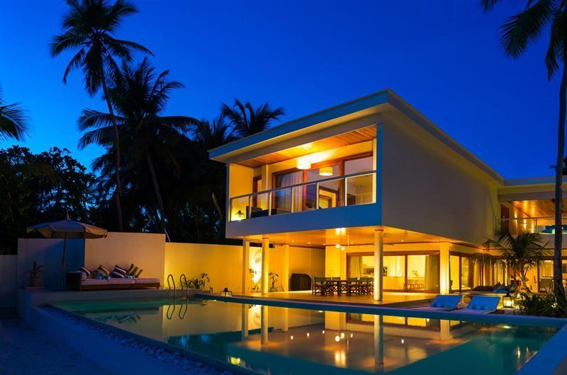 Amilla Villa Residences Outdoor View | Amilla Fushi | Maldives
