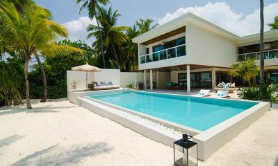 Amilla Villa Residences Pool Side | Amilla Fushi | Maldives