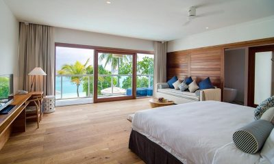 Amilla Villa Residences Bedroom | Amilla Fushi | Maldives
