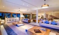 Amilla Great Beach Villa Residence Living Pavilion | Amilla Fushi | Maldives