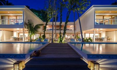 Amilla Great Beach Villa Residence Pool Side | Amilla Fushi | Maldives