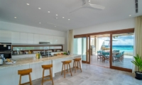 Amilla Great Beach Villa Residence Dining Area | Amilla Fushi | Maldives