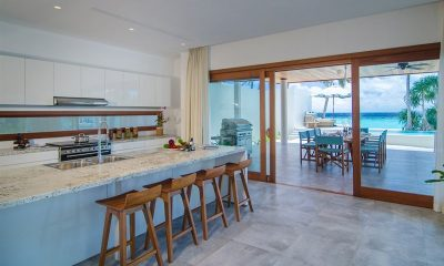 Amilla Great Beach Villa Residence Breakfast Bar | Amilla Fushi | Maldives