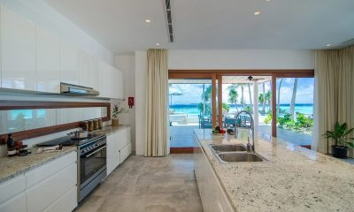 Amilla Great Beach Villa Residence Kitchen | Amilla Fushi | Maldives