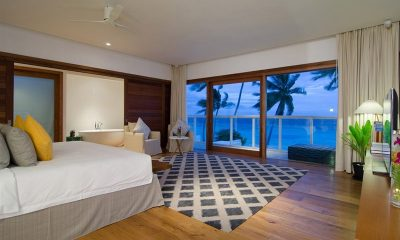 Amilla Great Beach Villa Residence Guest Bedroom | Amilla Fushi | Maldives