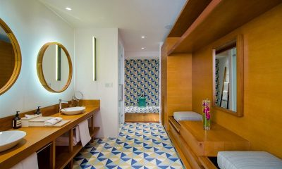 Amilla Great Beach Villa Residence En-suite Bathroom | Amilla Fushi | Maldives