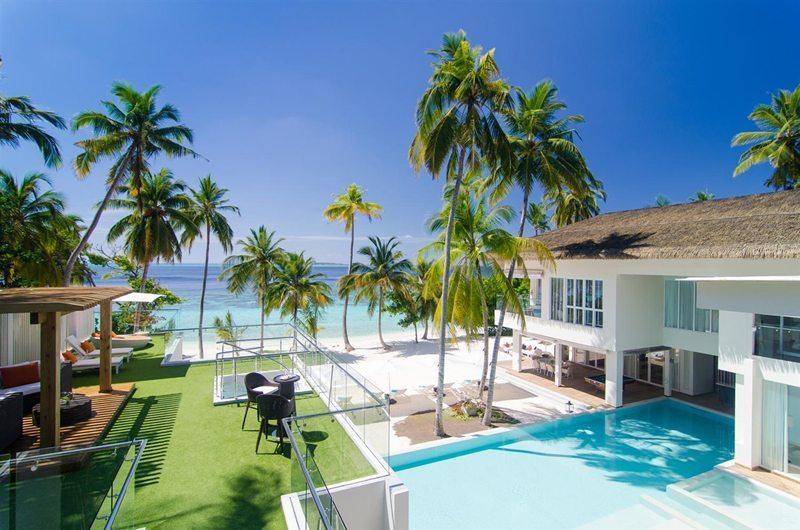 Amilla Villa Estate Ocean View | Amilla Fushi | Maldives