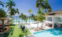 The Amilla Villa Estate Outdoor View | Baa Atoll | Maldives