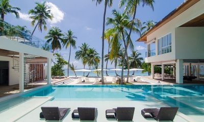 The Amilla Villa Estate Sun Loungers | Baa Atoll | Maldives
