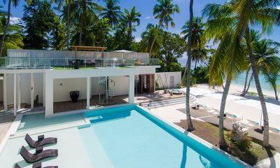The Amilla Villa Estate Sun Beds | Baa Atoll | Maldives