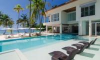 The Amilla Villa Estate Swimming Pool | Baa Atoll | Maldives