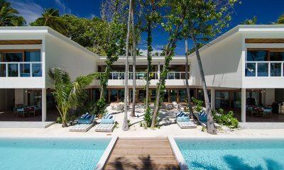 The Amilla Villa Estate Pool Side | Baa Atoll | Maldives
