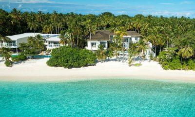 The Amilla Villa Estate Bird's Eye View | Baa Atoll | Maldives