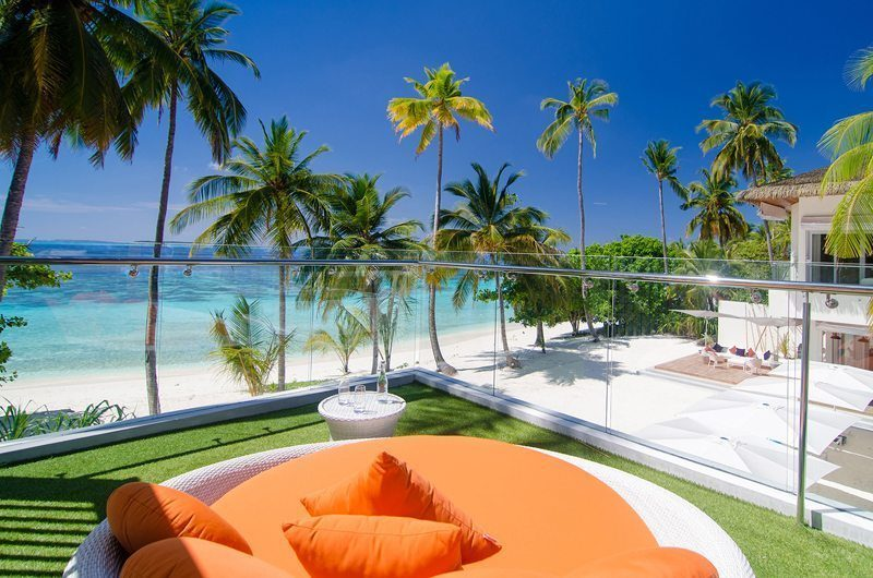 The Amilla Villa Estate Terrace | Baa Atoll | Maldives