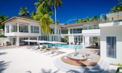 The Amilla Villa Estate Sun Deck | Baa Atoll | Maldives
