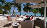 The Amilla Villa Estate Outdoor Lounge | Baa Atoll | Maldives
