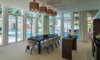 The Amilla Villa Estate Dining Pavilion | Baa Atoll | Maldives