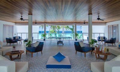The Amilla Villa Estate Lounge | Baa Atoll | Maldives
