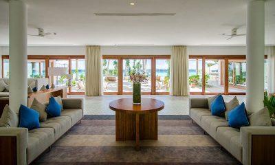 The Amilla Villa Estate Living Pavilion | Baa Atoll | Maldives