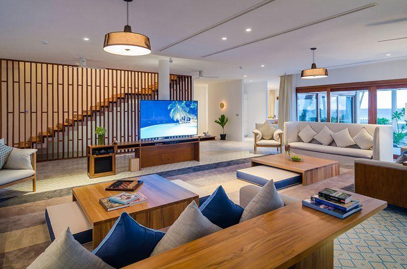 The Amilla Villa Estate Living Room | Baa Atoll | Maldives