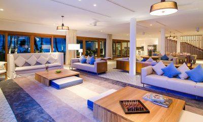 The Amilla Villa Estate Living Area | Baa Atoll | Maldives