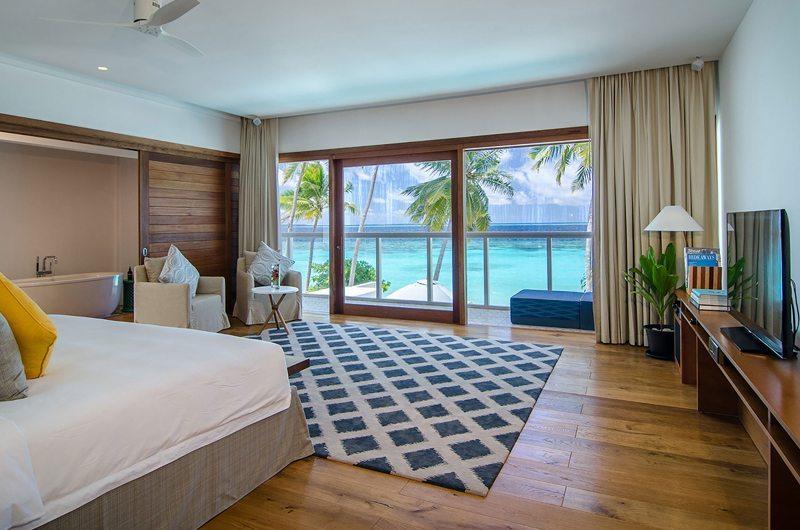 The Amilla Villa Estate Bedroom | Baa Atoll | Maldives