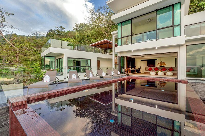 Villa Phukhao Swimming Pool | Phuket, Thailand