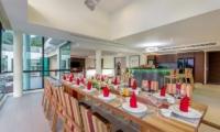 Villa Phukhao Dining Area | Phuket, Thailand