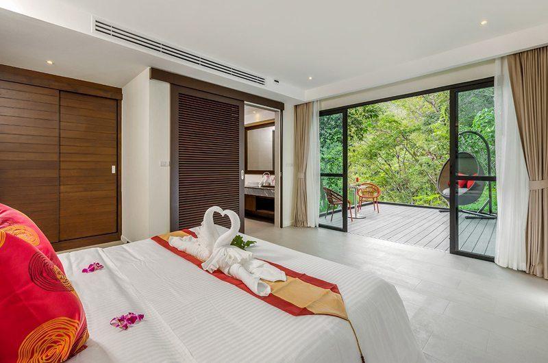 Villa Phukhao Bedroom | Phuket, Thailand