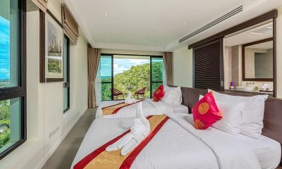 Villa Phukhao Twin Room | Phuket, Thailand